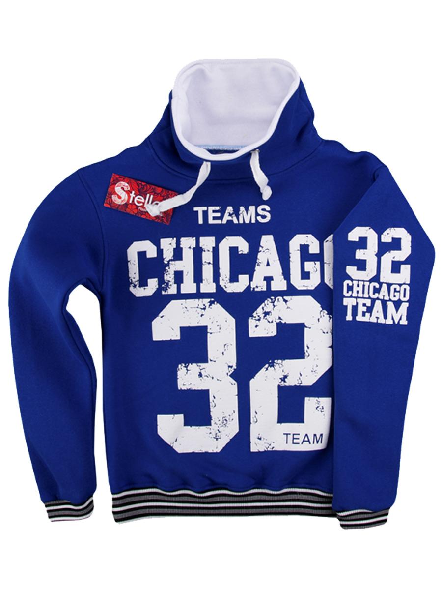 Толстовка Чикаго 32
