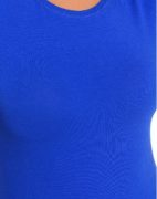 Футболка Футболка синяя