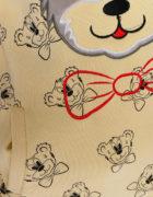 Худи Мишка бантик вышивка