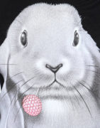 Лонгслив Кролик