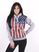 Толстовка Американский флаг