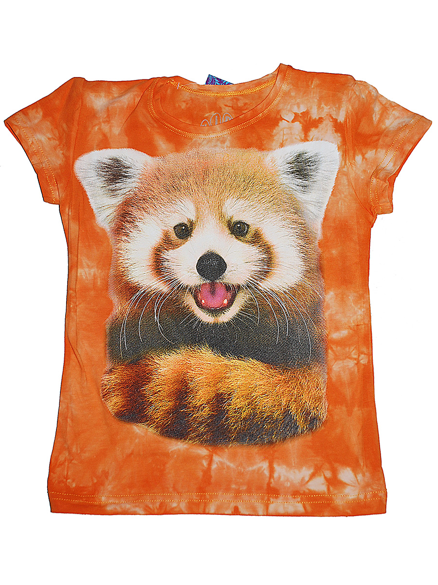 Футболка Красная панда